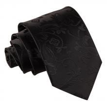 Slips-svart, passion-mönstrad