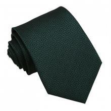 Tummanvihreä solmio, kreikkalainen avain kuvio