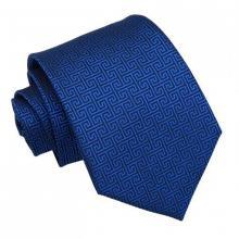 Sininen solmio, kreikkalainen avain kuvio