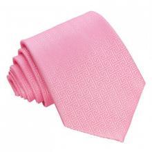 Vaaleanpunainen solmio, kreikkalainen avain kuvio