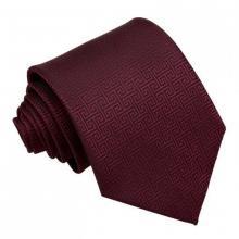 Viininpunainen solmio, kreikkalainen avain kuvio