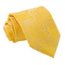 Kulta, paisleykuvioitu solmio